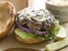 Hamburgeri din carne de curcan cu branza