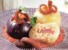 Ceapa umpluta cu orez si carnati