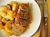 Cotlet de porc cu cartofi la cuptor