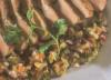 Cotlet de porc cu sos de ananas