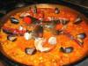Orez cu peste si fructe de mare (arroz abanda)
