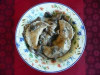 Ravioli cu ciuperci