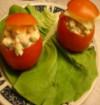 Rosii umplute cu salata de boeuf