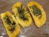 Rulada de cartofi cu soia boabe