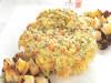 Rulada cu pui si legume la cuptor