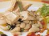Salata de crabi cu andive si varza rosie