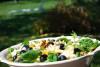 Salata de spanac cu nuci si seminte