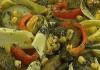 Salata lipoveana de heringi cu ienibahar