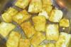 Snitele de soia la cuptor cu suc de rosii