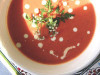 Supa crema de rosii portugheza